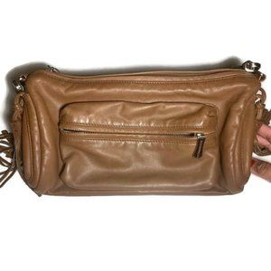 BCBG Maxazria Brown Vintage Purse
